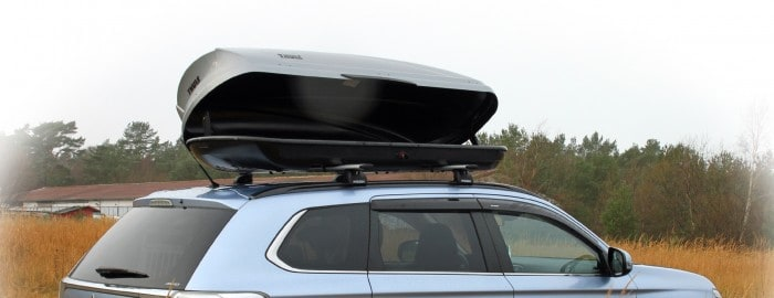 Dachbox Thule Outlander