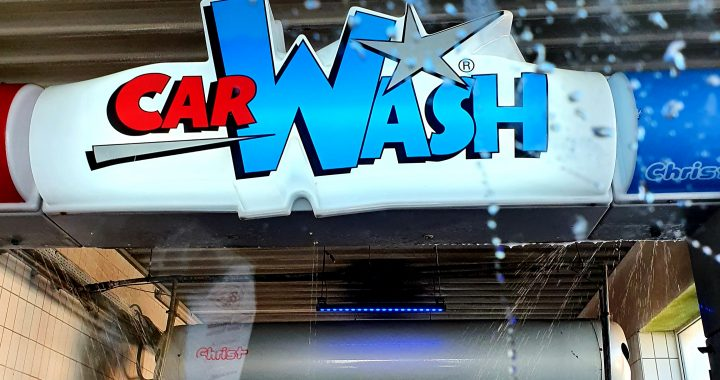 Waschanlage / Car Wash
